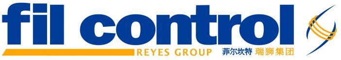 Logo Fil Control-Reyes cartouche bleu